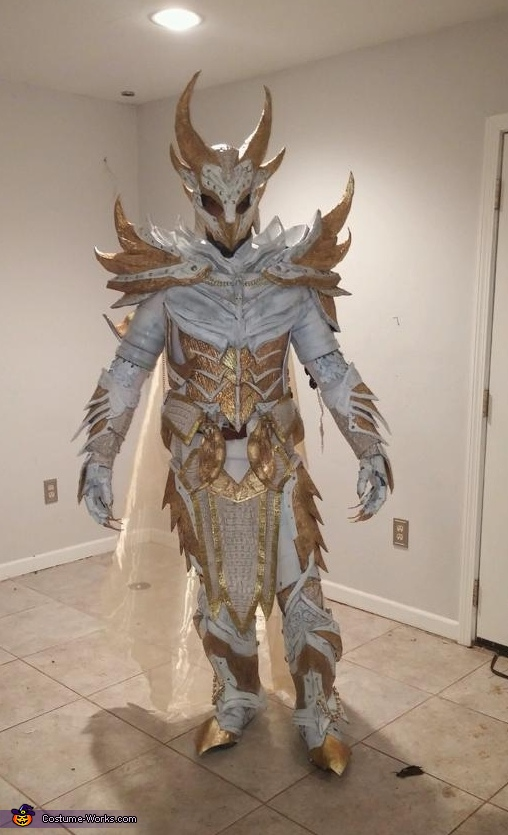 Holy Daedric Armor Costume