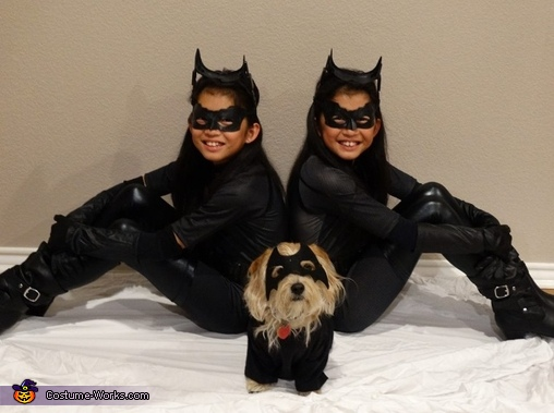 Holy Trio Batman Costume