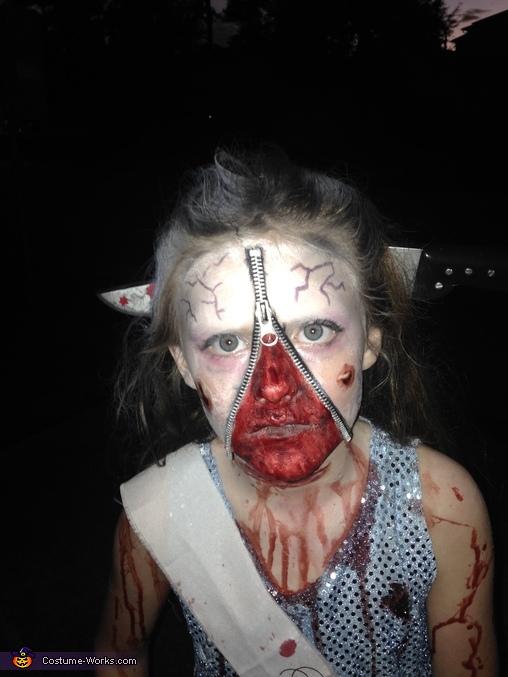 Homecoming Horror Halloween Costume - Horror Costumes