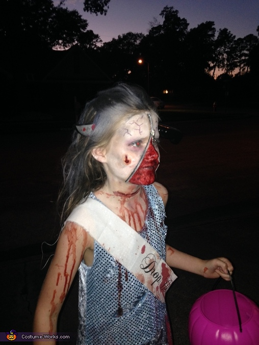 Pics Photos - Homecoming Horror Homemade Costumes For Girls