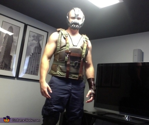 the dark knight rises bane costume - Halloween Costumes Bane