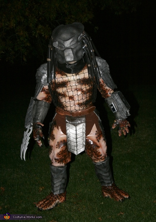Predator - Homemade costumes for men