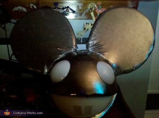 deadmau5 head deadmau5 costume