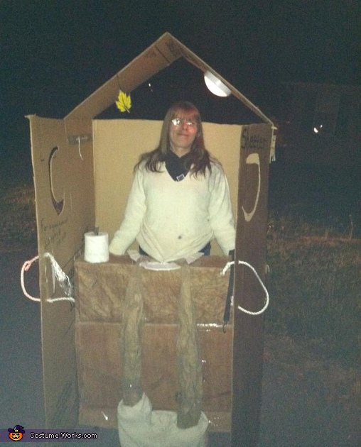 Outhouse Costume