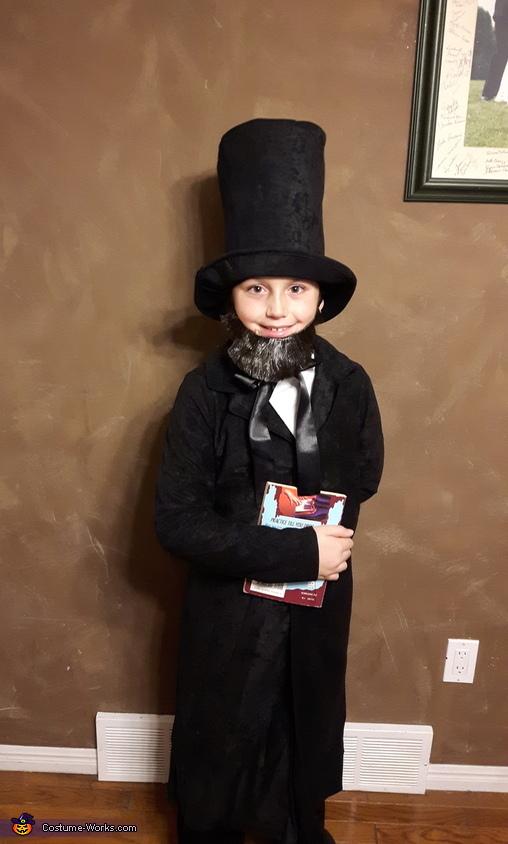 Honest Abe Costume
