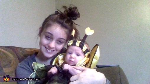 Honey Bee Baby Costume