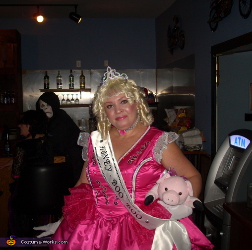 Honey Boo Boo Costume