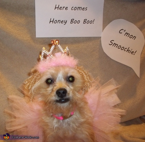Honey Boo Boo Costume for Dogs
