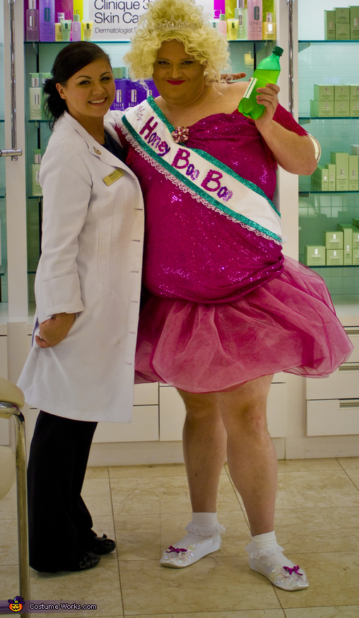 Honey Boo Boo Costume