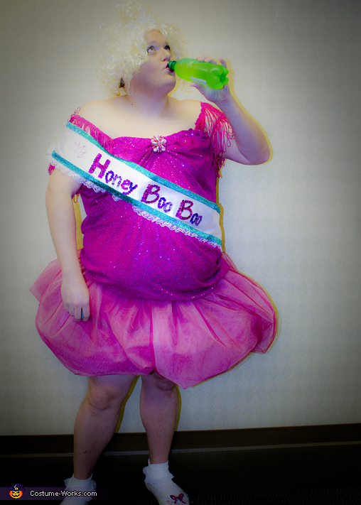 Honey Boo Boo Adult Costume