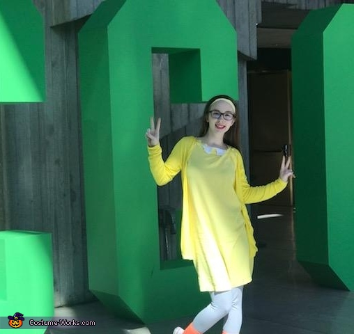 Honey Lemon, Big Hero 6 Costume