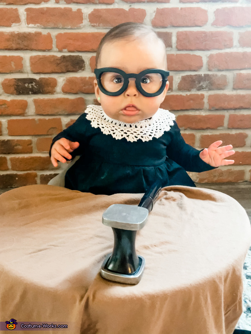 Honorable Justice Ruth Bader Ginsburg Costume