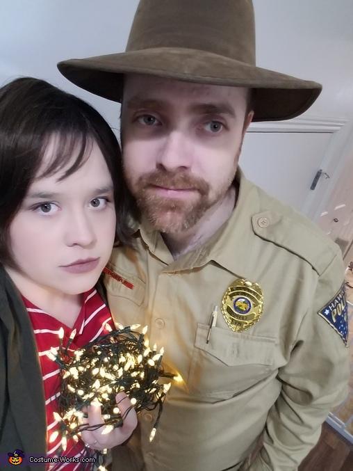 Hopper & Joyce Costume