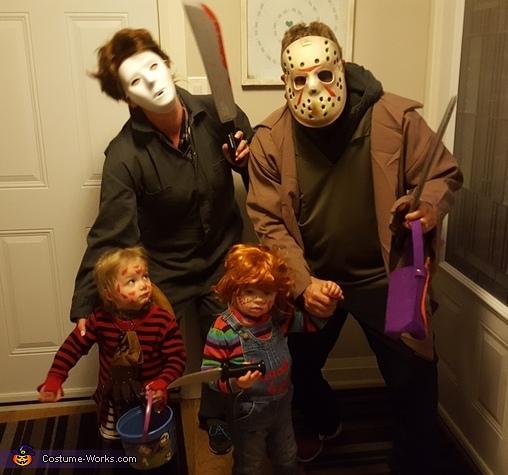 Horror Classics Costume