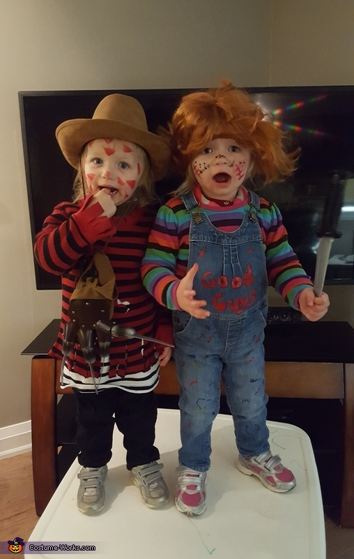 Chucky and Freddy, Horror Classics Costume