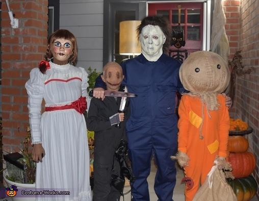 Horror Movies Costume