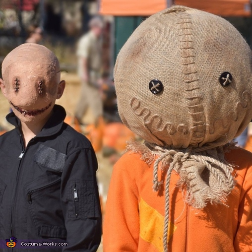 Halloween day!!!, Horror Movies Costume
