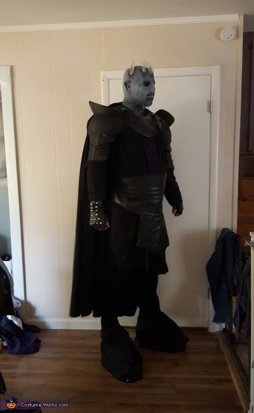 Horseman of Apocalypse Homemade Costume