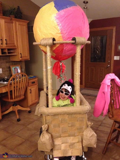 Hot Air Ballon Costume