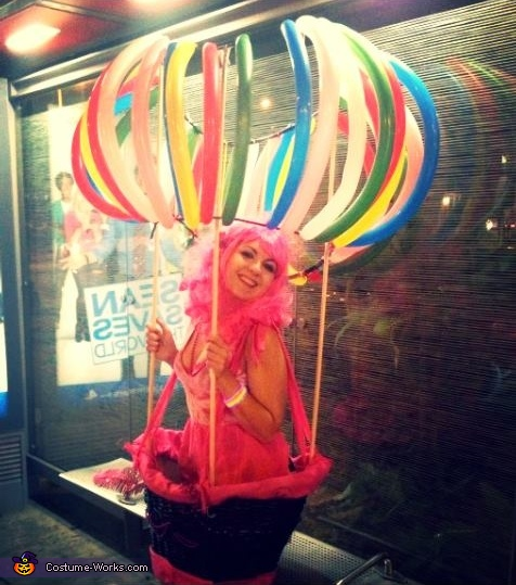 Side view :) , Hot Air Balloon Costume