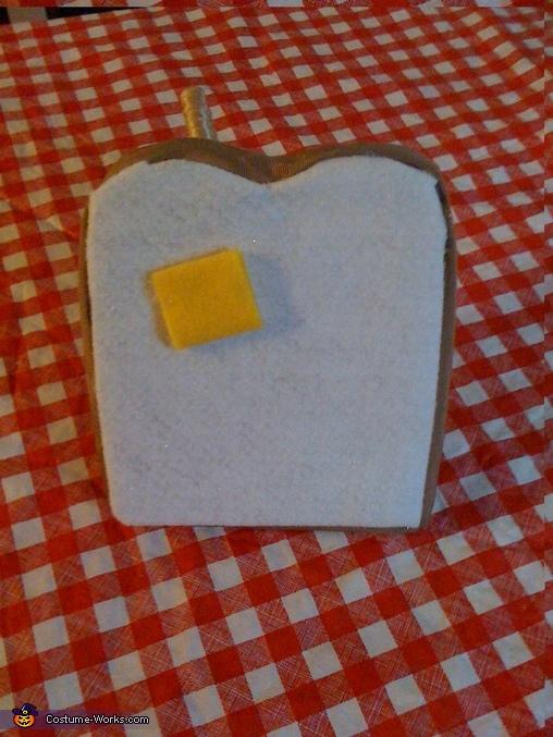 toasty!!!, Hot Breakfast Costume