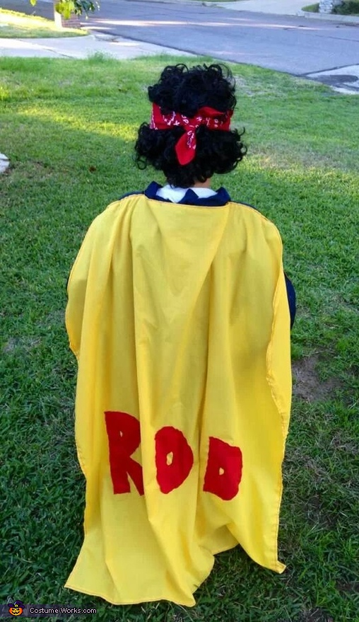 Hot Rod Homemade Costume