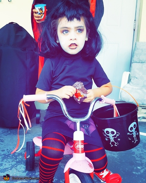 Mavis Halloween Costume Toddler.Hotel Transylvania Mavis Costume