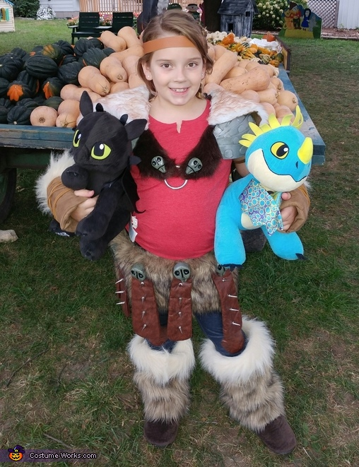 How to train your dragon 2 astrid costume ccuart Image collections