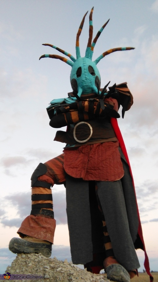 Valka from How to Train your Dragon 2 Costume
