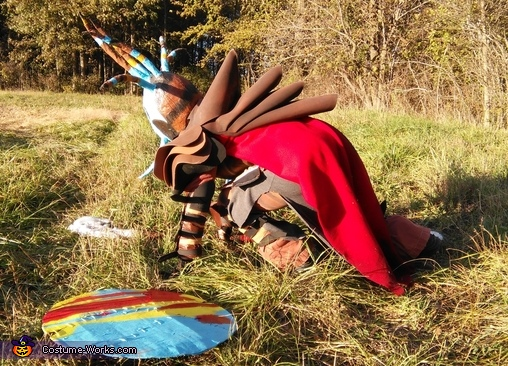 How To Train Your Dragon 2 Valka Costume Photo 3 6
