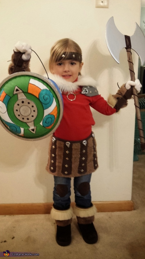 How to train your dragon astrid costume ccuart Choice Image