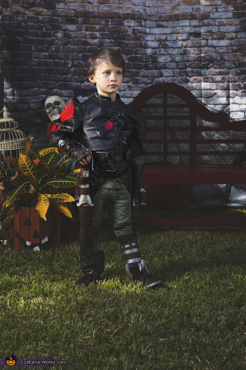 Hiccup, How To Train Your Dragon Family Costume