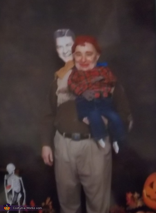 Howdy Doody and Buffalo Bob Costume