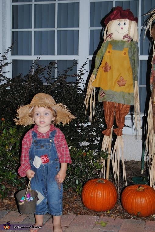 Huckleberry Finn Homemade Costume
