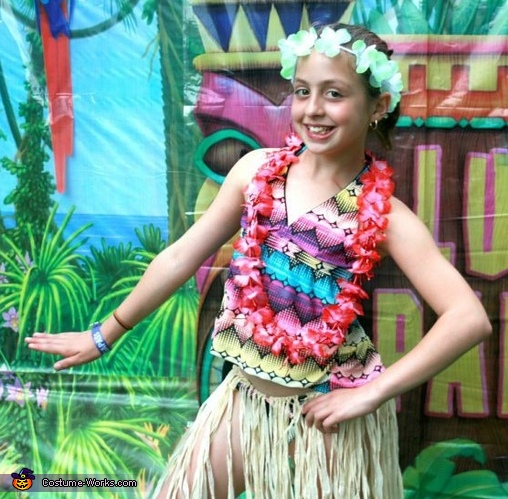 Hula Girl and other Costumes