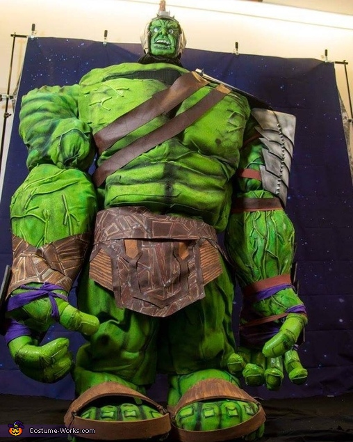 Hulk from Thor Ragnarok Costume
