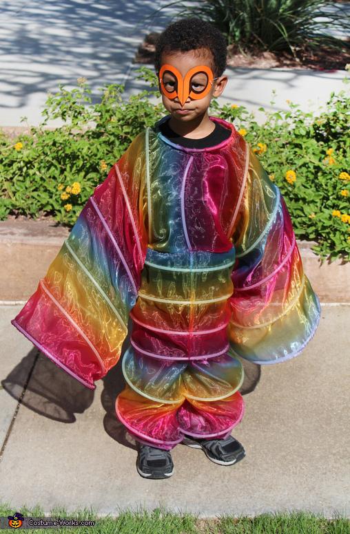 Slinky Costume