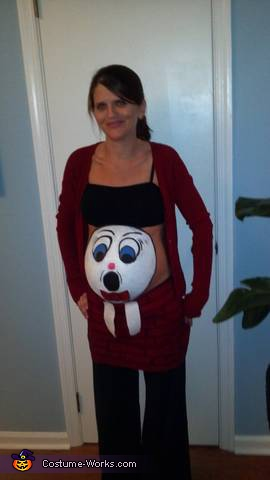 Humpty Dumpty - Homemade costumes for women