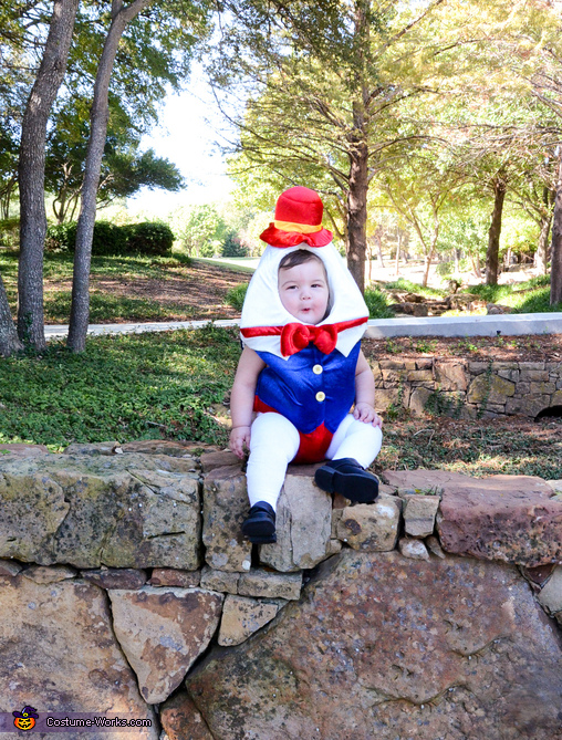 Humpty Dumpty Costume Photo 2 of 2