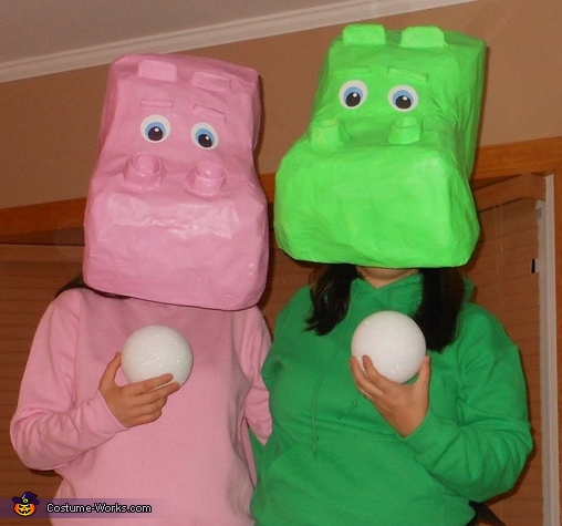 Hungry Hungry Hippos Costume