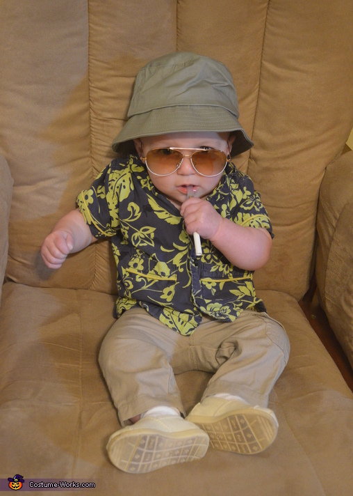 Hunter S. Thompson Baby Costume