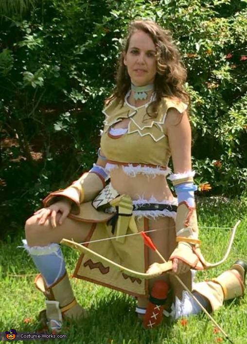 Huntress Viola from Eternal Sonata Costume