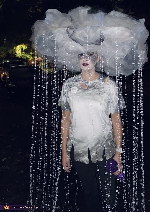 Hurricane Dorian Costume