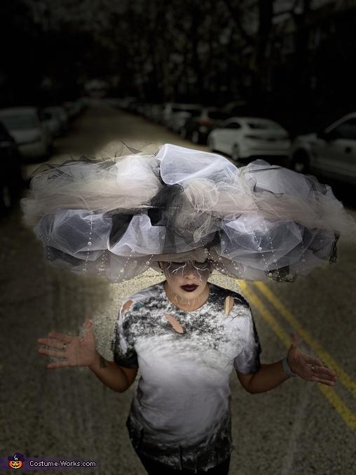 Hurricane Dorian Homemade Costume