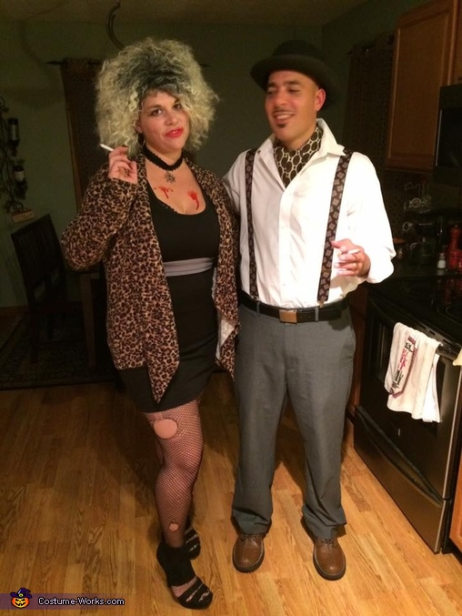 American Horror Story: Hypodermic Sally and James Patrick Marsh Costume
