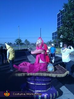 I dream of Jeannie - side view, I dream of Jeannie Costume