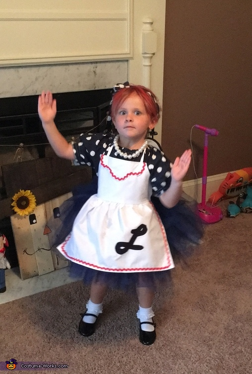 I Love Lucy Costume