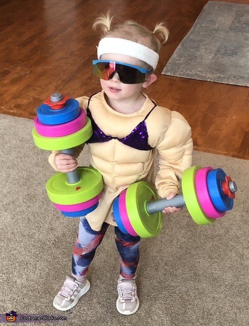I Work Out Costume