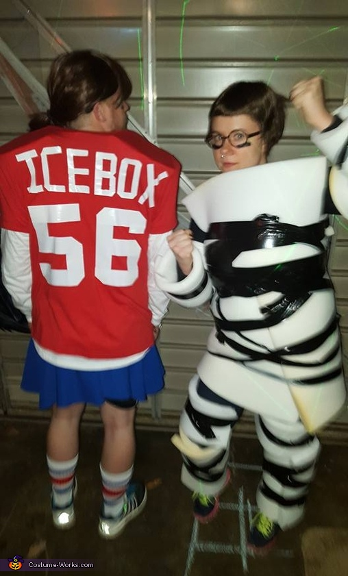 ice box  u0026 jake from little giants costume