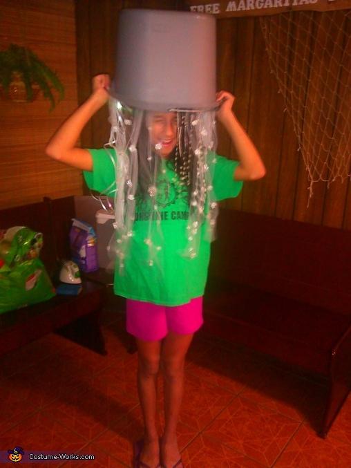 Ice Bucket Challenge Costume, Ice Bucket Challenge Costume